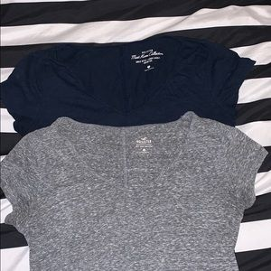 Hollister T-shirt bundle